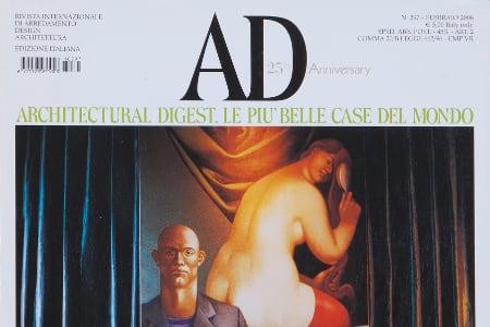 Esterno Berlinese, Stefano Viviani su AD Febbraio 2006