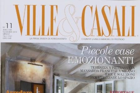 A stylish apartment in Pietrasanta, Ville & Casali 2012
