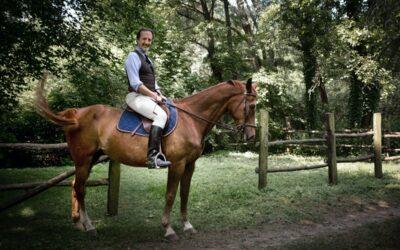 Una giornata con Giovanni Gastel: reportage per AD Italia
