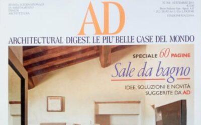 Poggio Mori renovation, AD Italy 2011
