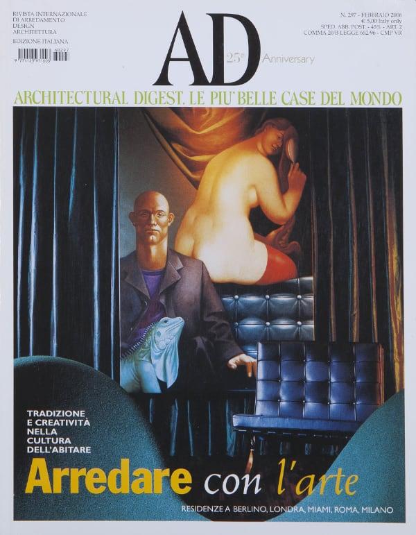 AD Italia Stefano Viviani Berlino Febbraio 2006