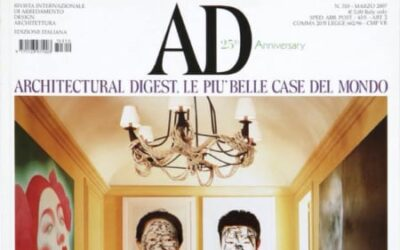AD Italy, Chinese art in downtown Milan