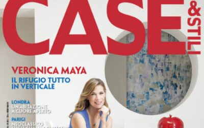 A traditional sardinian country house with a modern twist: Case & Stili magazine September 2012