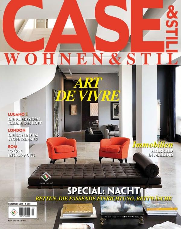 Wohnen & Stil Novembre 2014