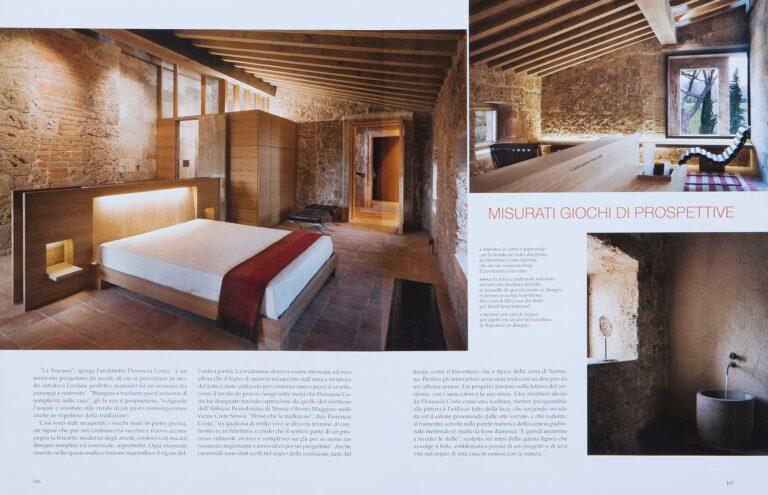 Poggio Mori Architetto Florencia Costa AD 2011