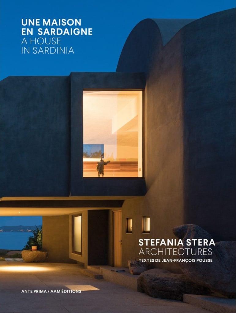 Une maison en Sardaigne libro villa La Grintosa